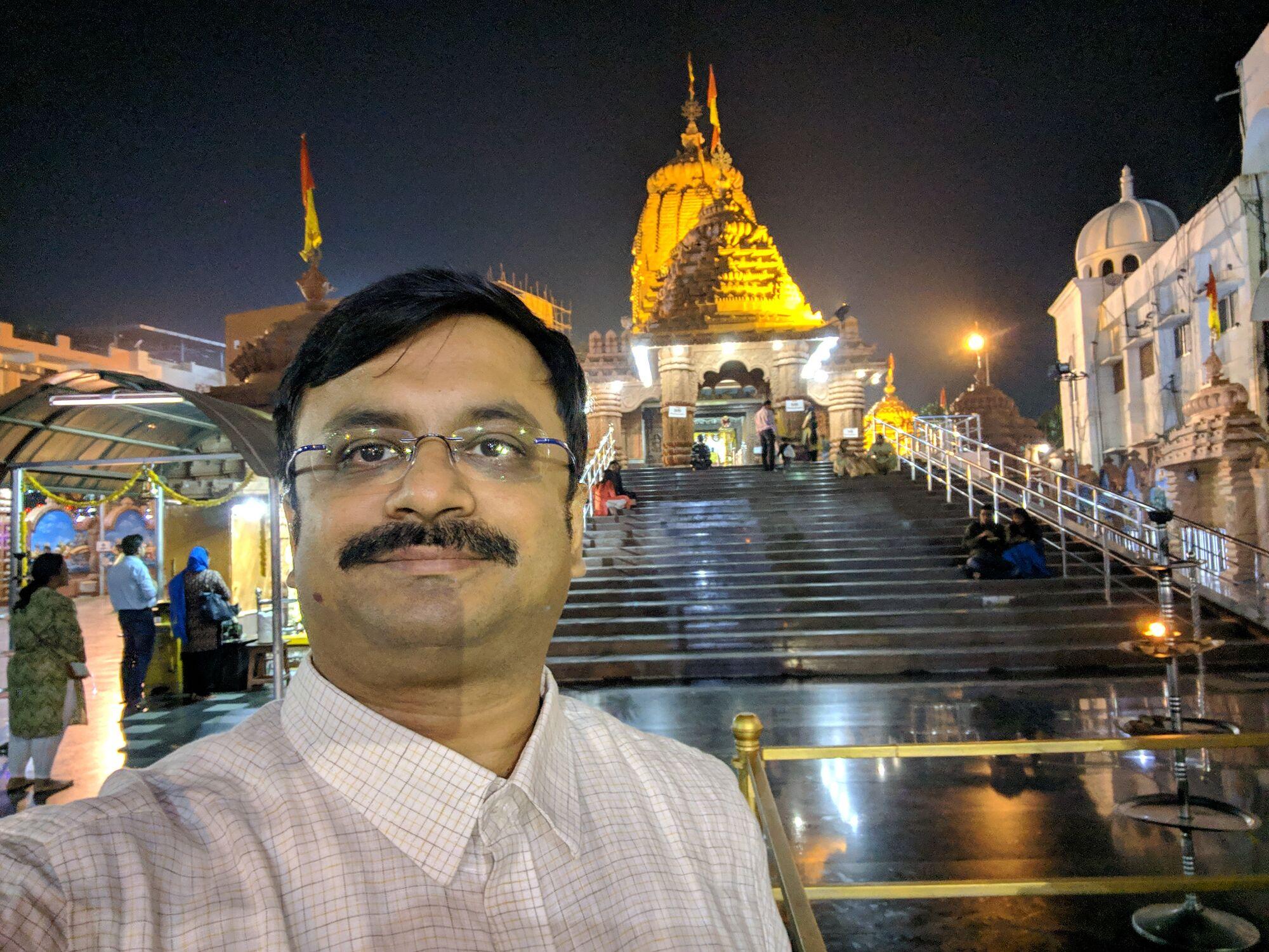 Shri Jagannath Temple, Banjara Hills, Hyderabad