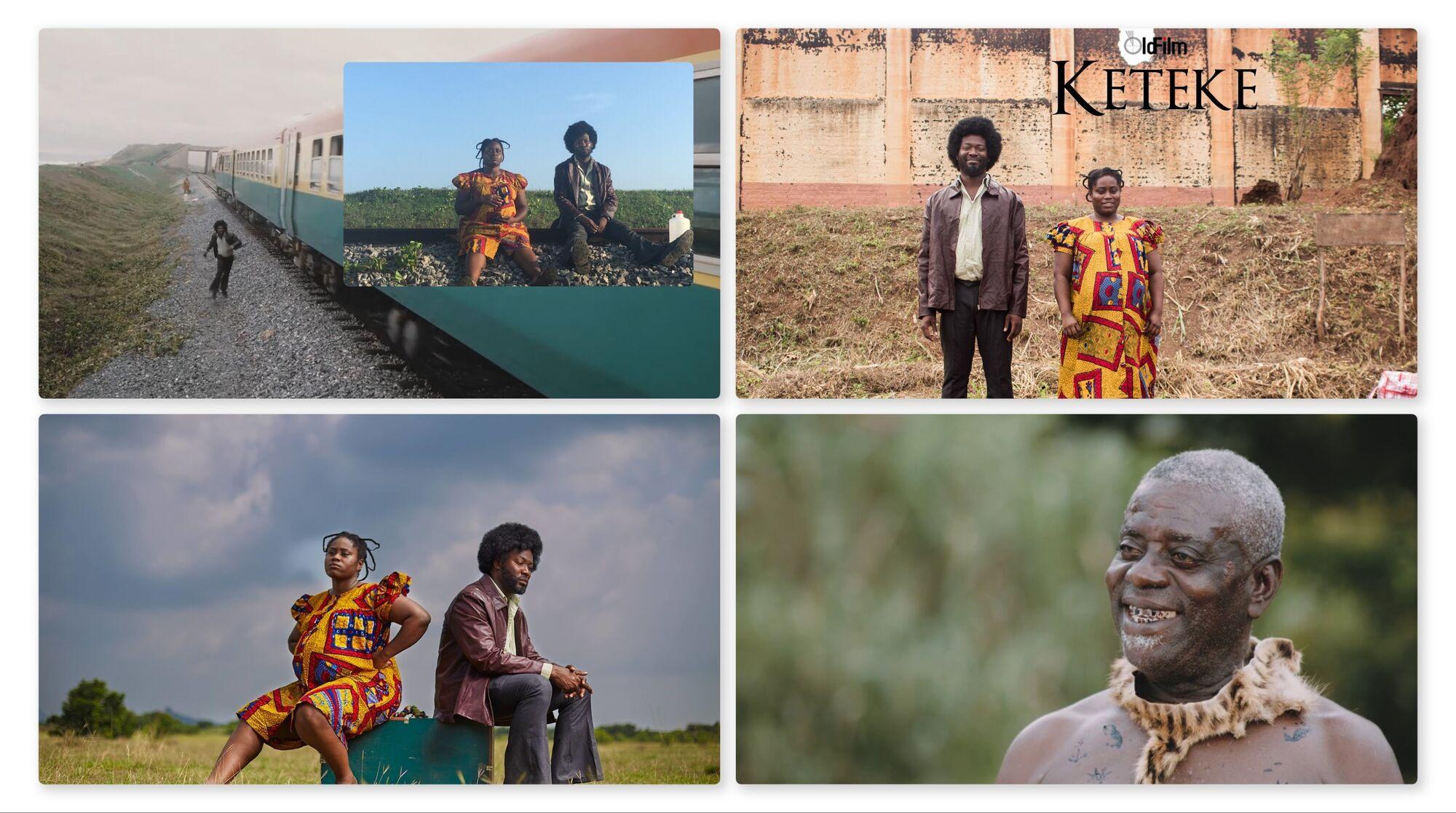 Keteke (2017) - Adjetey Anang & Lydia Forson