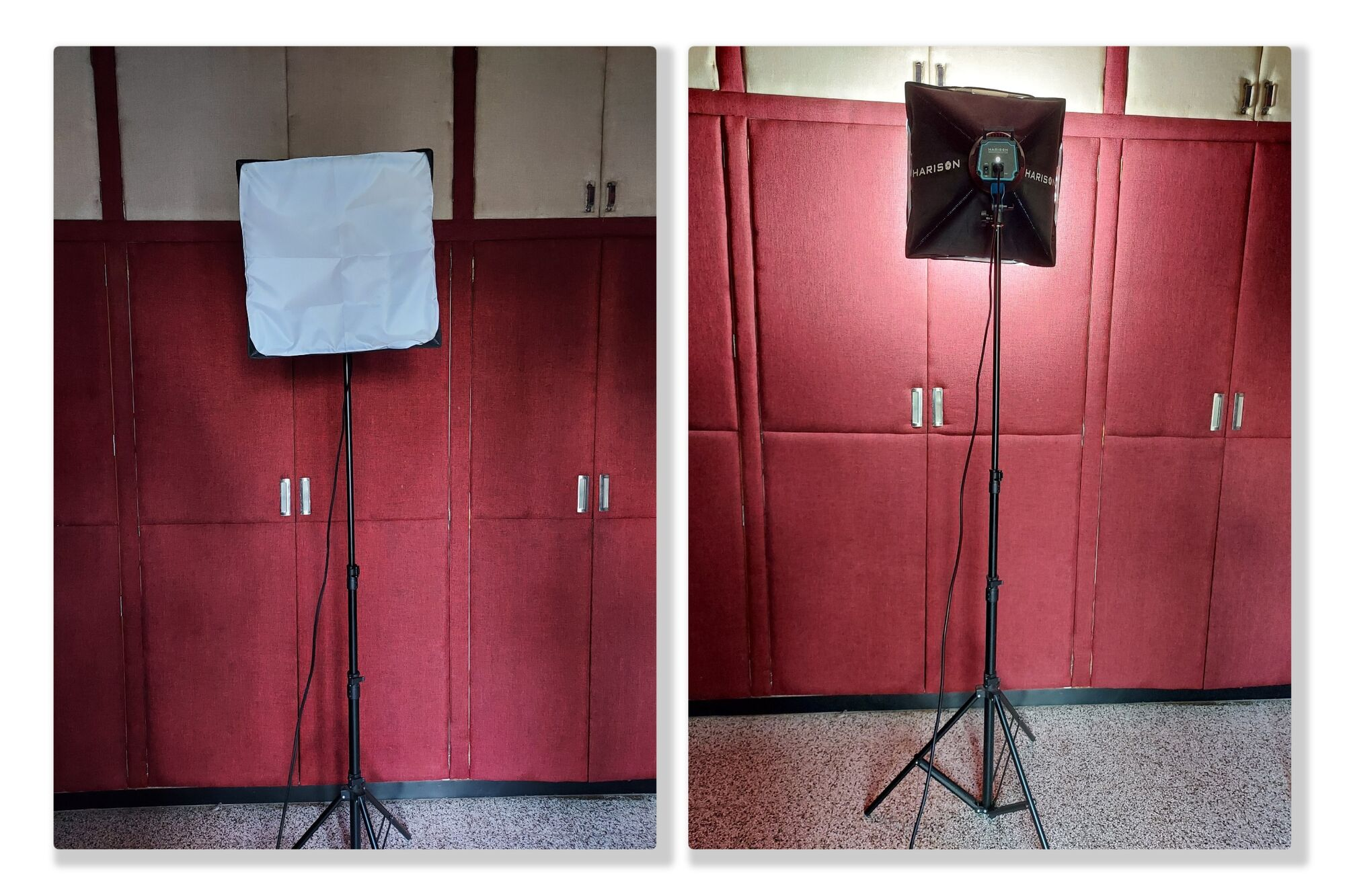 Studio Light for Still and Video from Harison