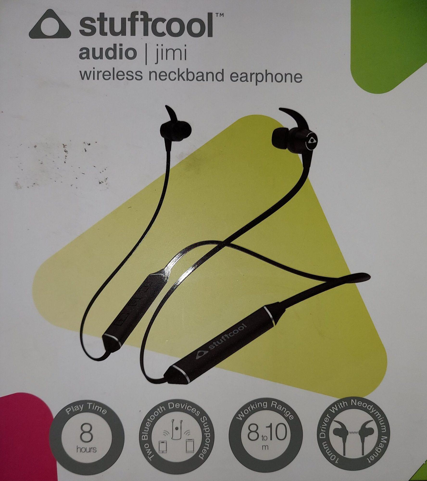 Stuffcool Audio Jimi