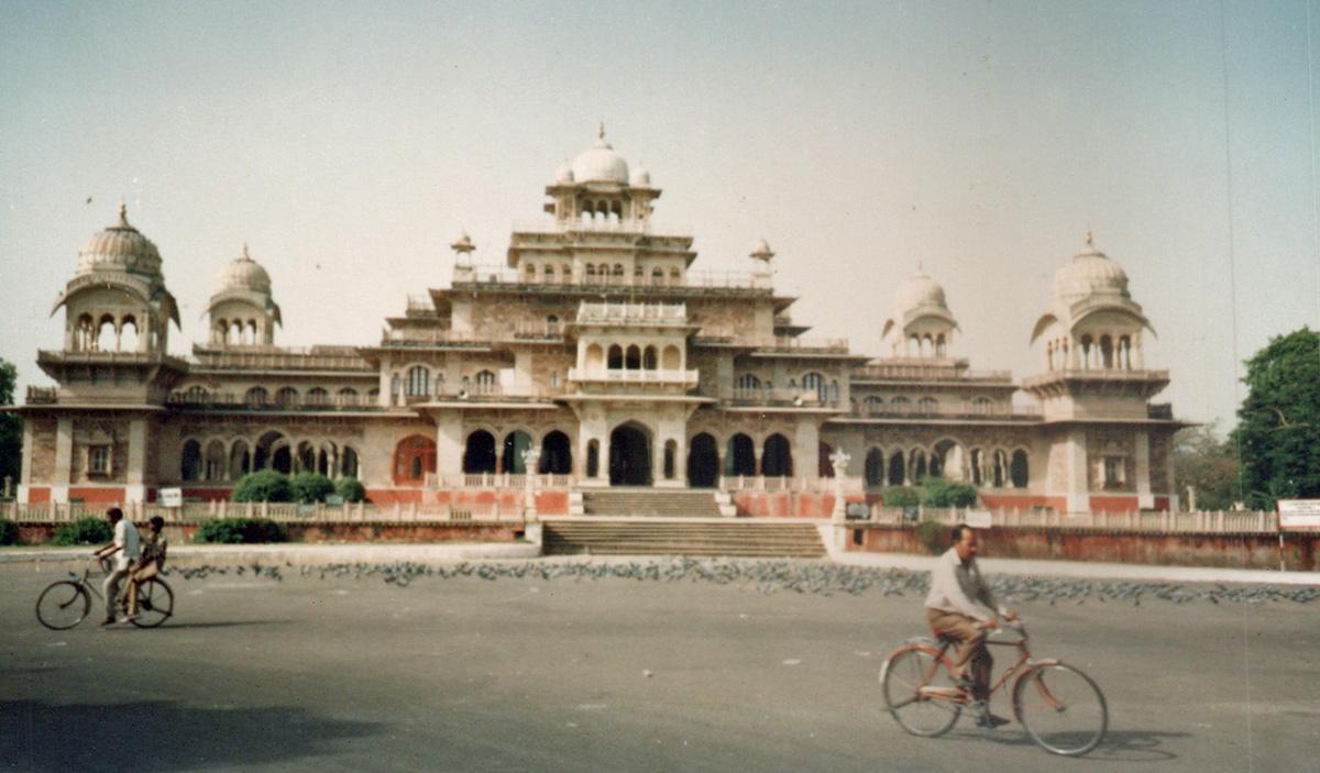 Albert Hall Museum, Jaipur in 1992