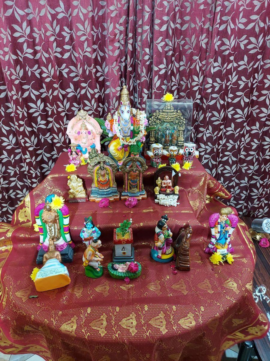 நவராத்திரி கொலு 2020