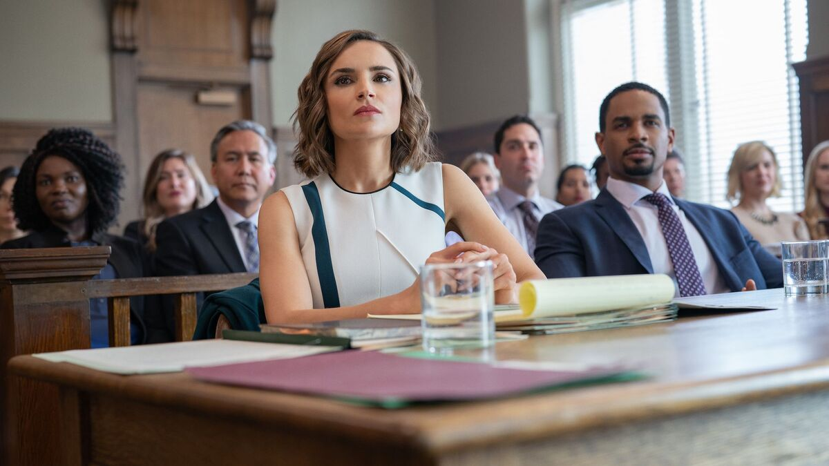 Rachael Leigh Cook as Susan Whitaker, and, Damon Wayans Jr. as Nick Evans