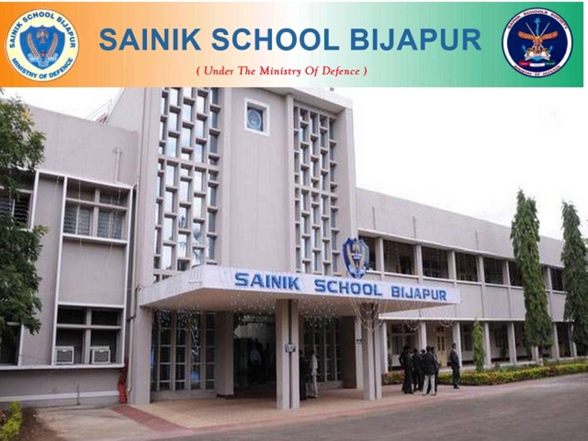 Sainik School Bijapur