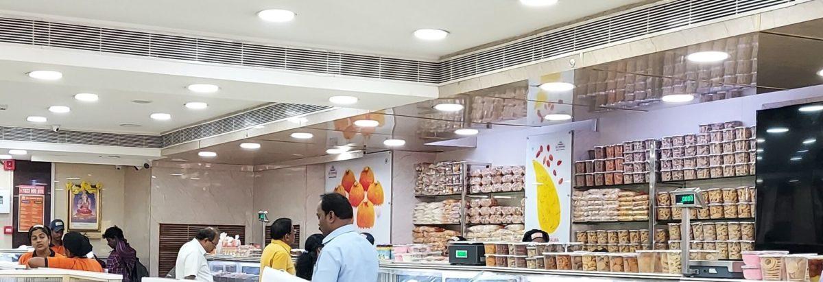Perambur Sri Srinivasa Sweets & Snacks, Tiruvallur
