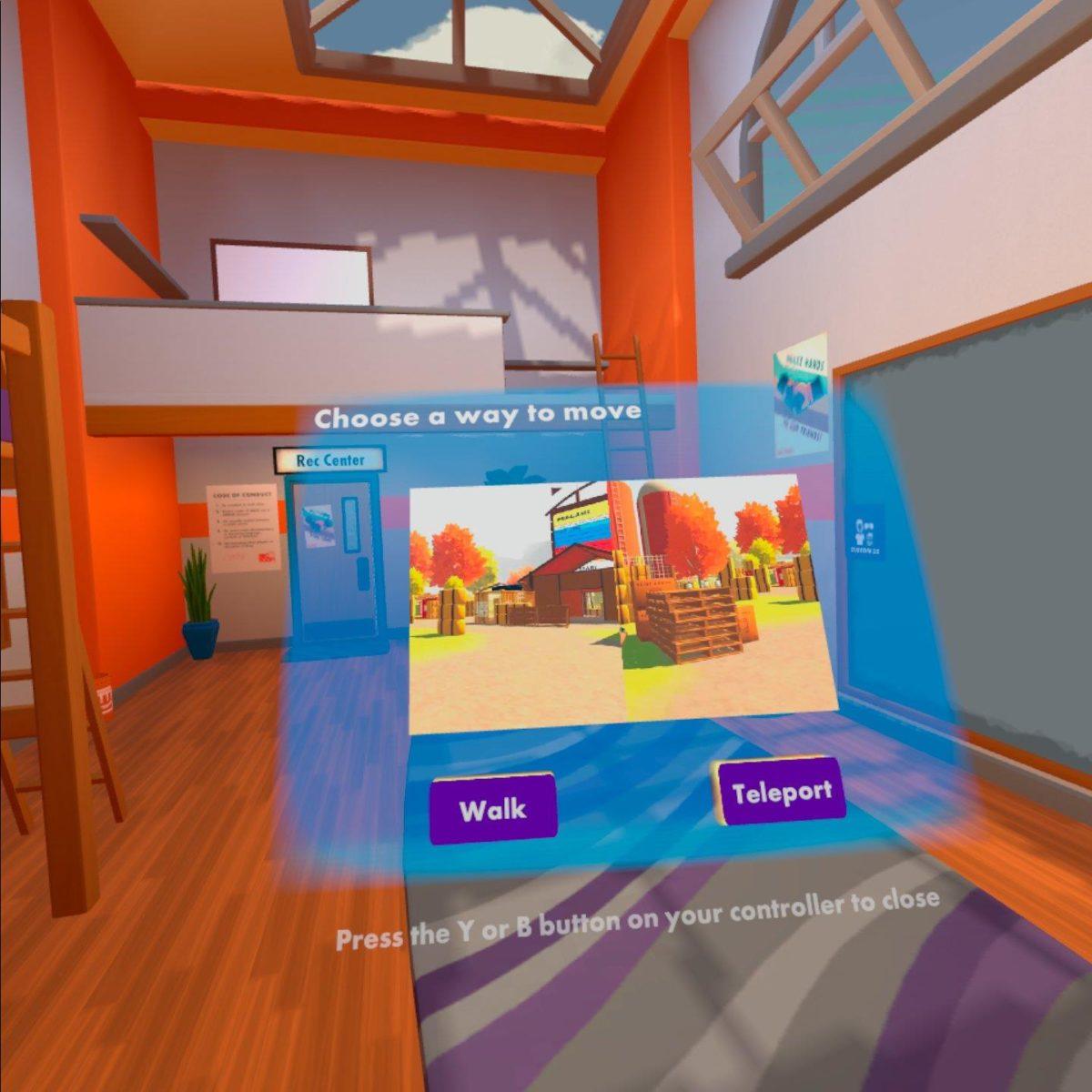 Rec Room in Oculus Quest 2