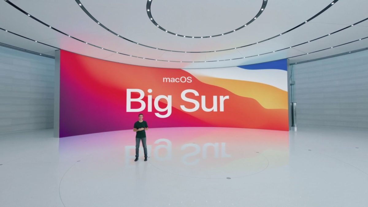 Apple macOS - Big Sur
