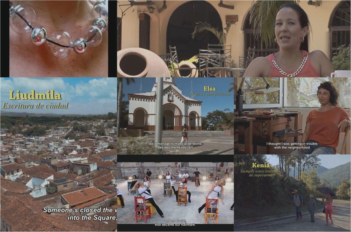 Ellas crean (2018) aka Creative Women - A Cuban film