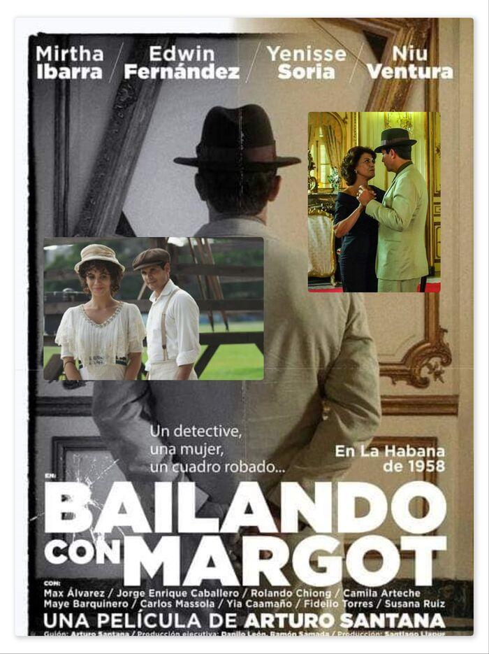 Bailando con Margot (2018) aka Dancing with Margot