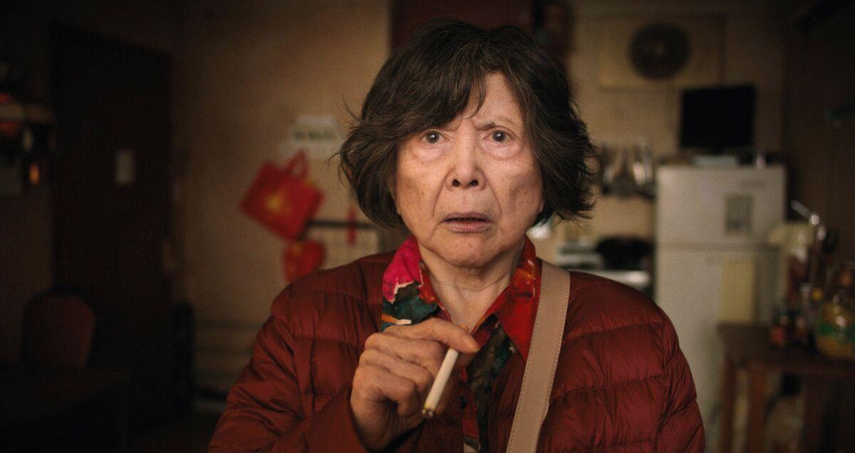 Tsai Chin in Lucky Grandma (2019)