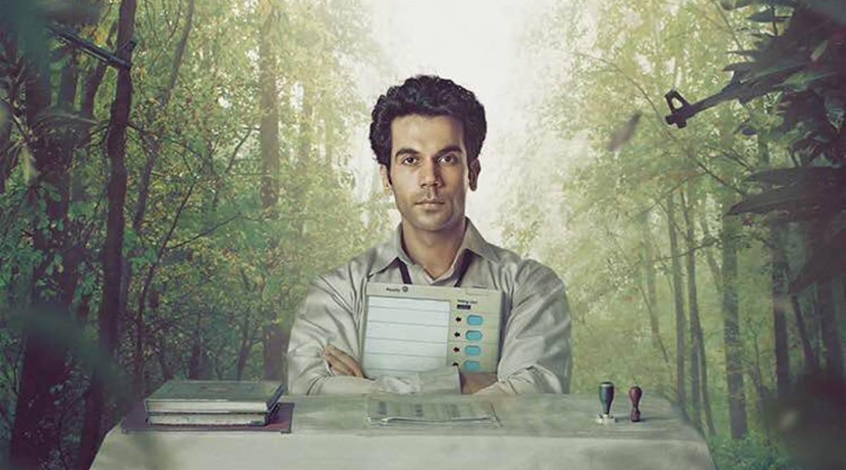 Rajkummar Rao as Newton