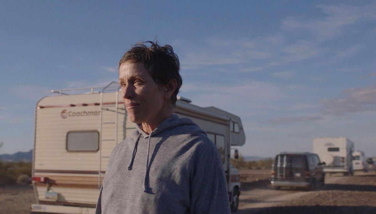 Frances McDormand - Nomadland (2020)
