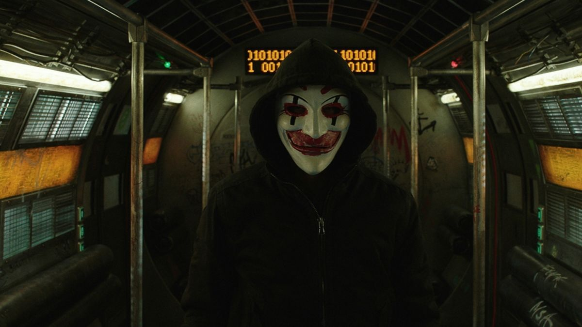 Who Am I: No System is Safe (Kein System ist sicher)