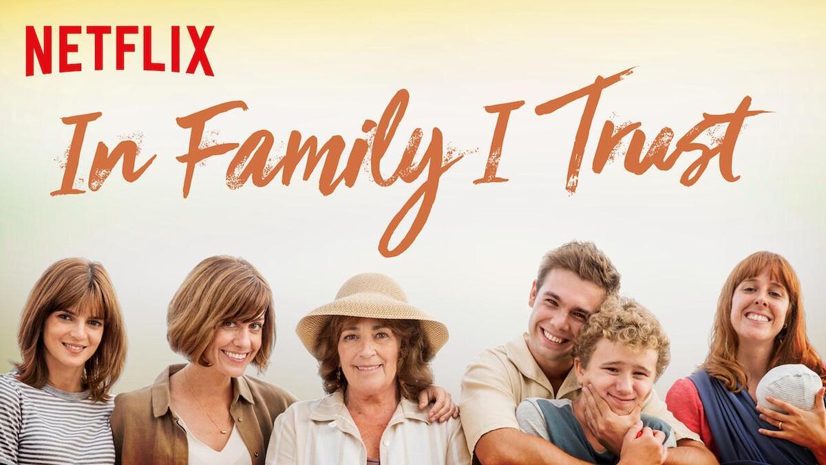 In Family I Trust (Spanish: Gente que viene y bah)