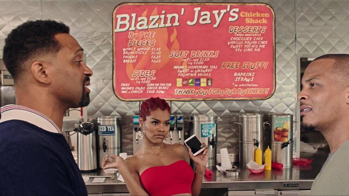The Trap (2019) - Blazin' Jay's - Chicken Shack