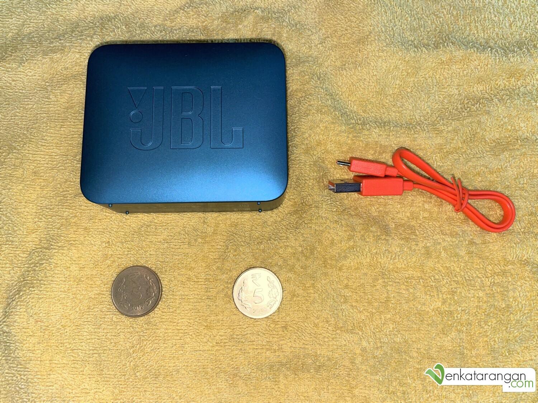 JBL Go 2 Portable Speaker back view