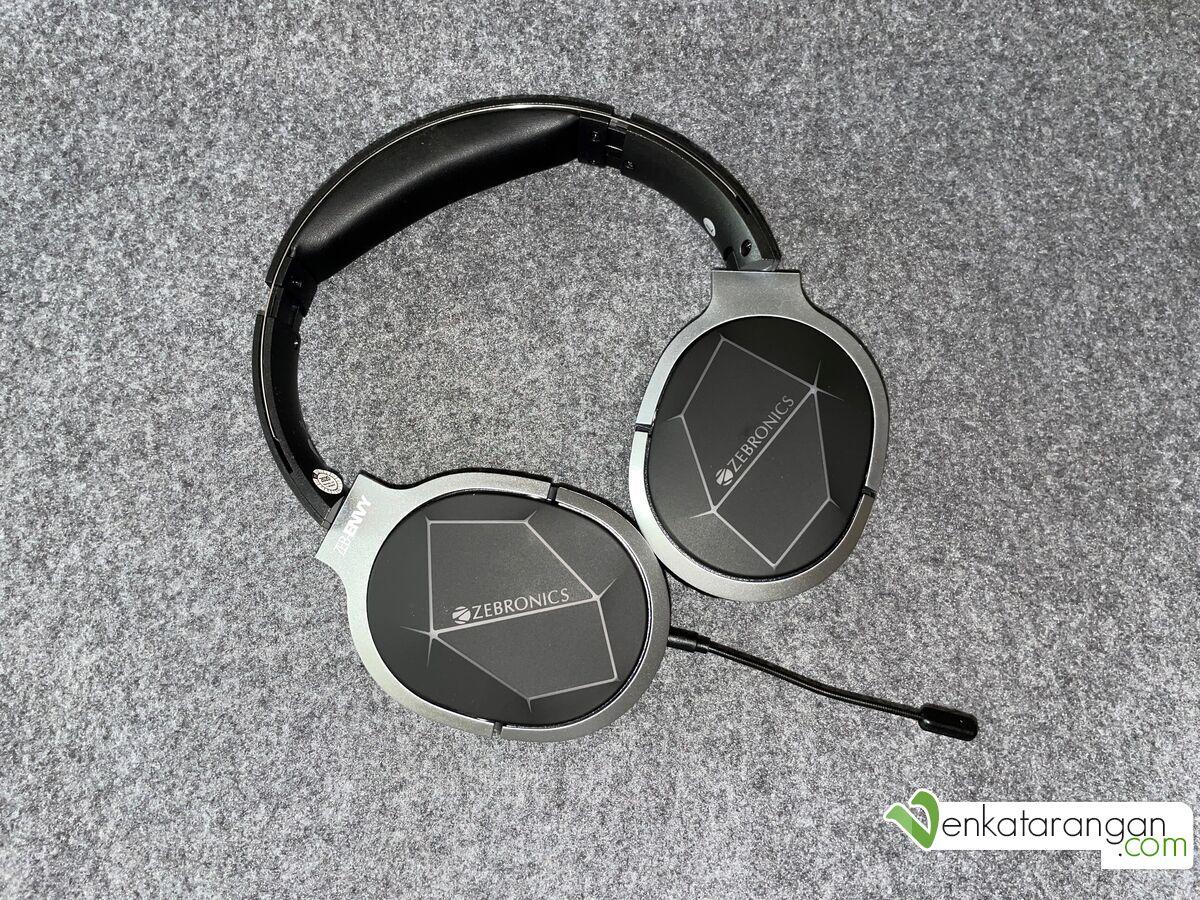 Zebronics Zeb-Envy Bluetooth Headphone
