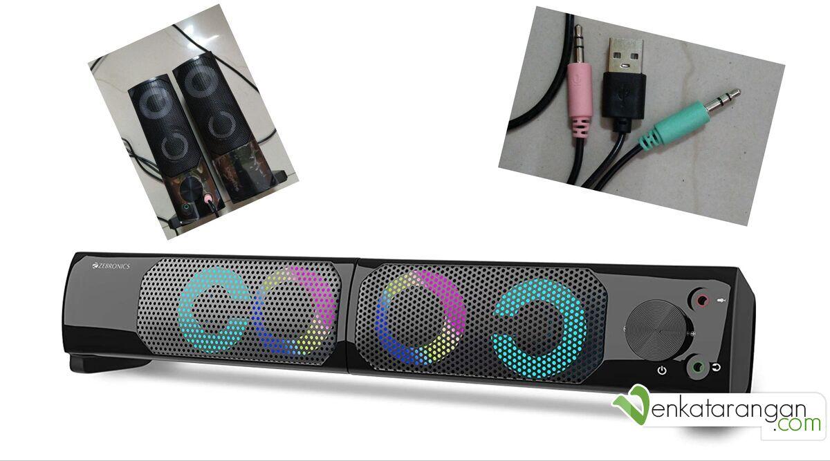 ZEB-Wonder Bar 10 2.0 speaker