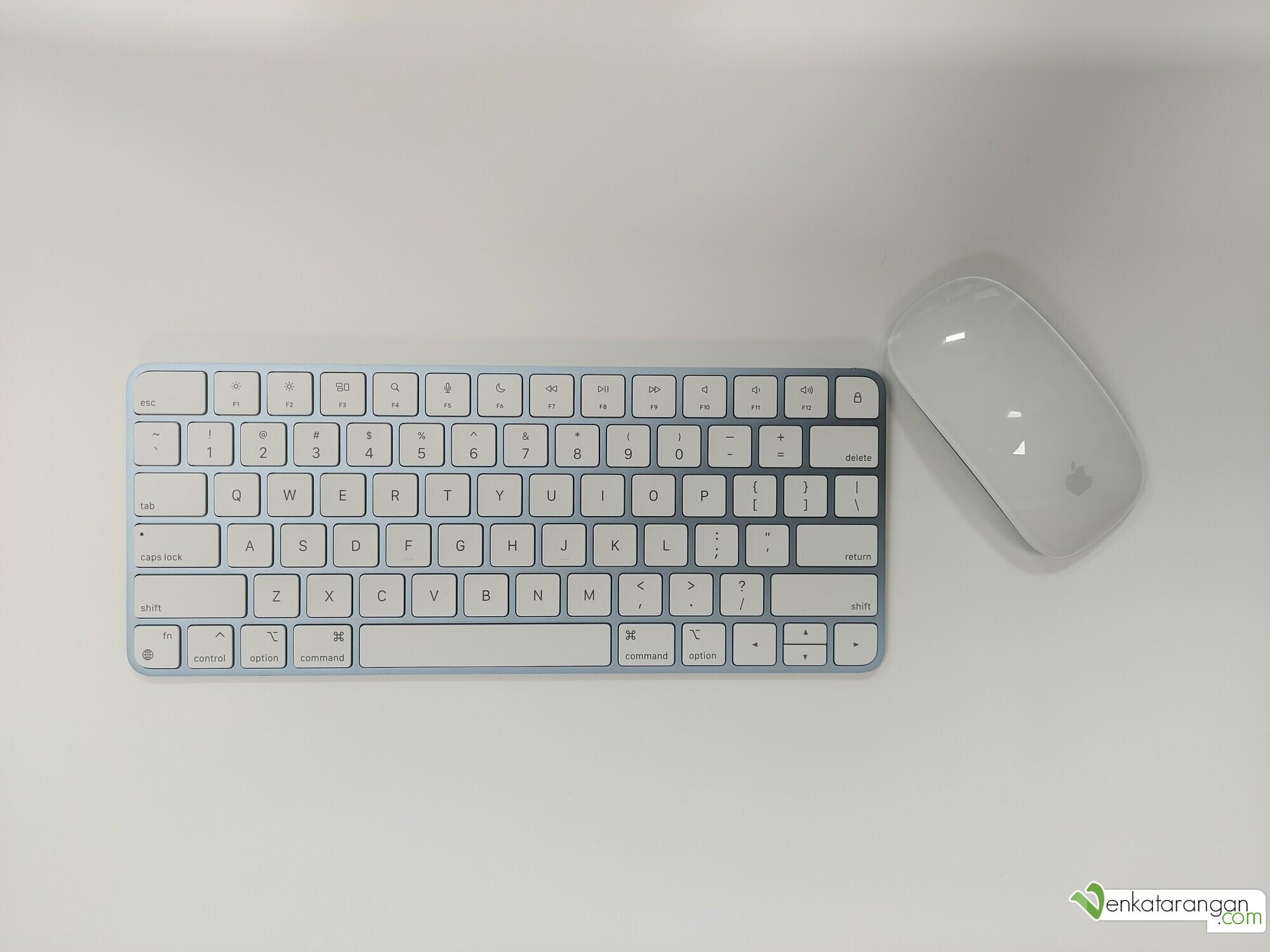 Magic Keyboard - US English and Magic Mouse