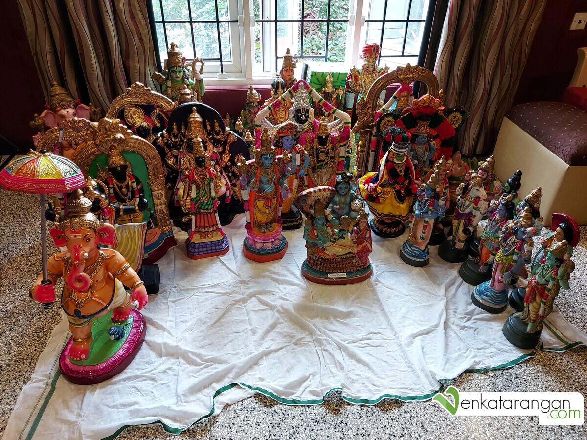 Navarathri Golu - Set 2
