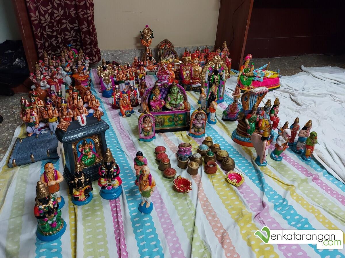 Navarathri Golu - Set 3
